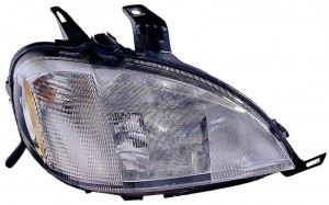 1998-2001 Mercedes Benz ML430 Headlight Assembly - Right (Passenger)