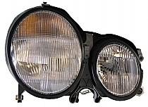 2000 - 2002 Mercedes Benz E55 Headlight Assembly - Right (Passenger)