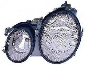 2003-2003 Mercedes Benz CLK320 Headlight Assembly - Left (Driver)