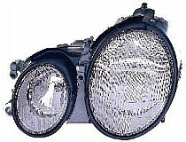 1998 - 2002 Mercedes Benz CLK320 Headlight Assembly - Left (Driver)