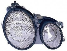 2003-2003 Mercedes Benz CLK320 Headlight Assembly - Right (Passenger)