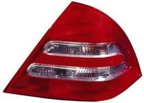 2001 - 2004 Mercedes Benz C240 Rear Tail Light Assembly Replacement / Lens / Cover - Right (Passenger)