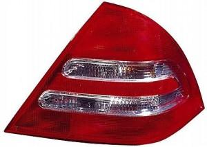 2001-2004 Mercedes Benz C240 Tail Light Rear Brake Lamp - Right (Passenger)