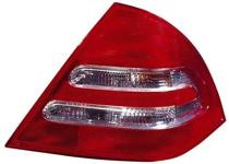 2001 - 2004 Mercedes Benz C320 Rear Tail Light Assembly Replacement / Lens / Cover - Right (Passenger)