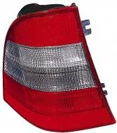 1998 - 2001 Mercedes Benz ML320 Rear Tail Light Assembly Replacement / Lens / Cover - Left (Driver)