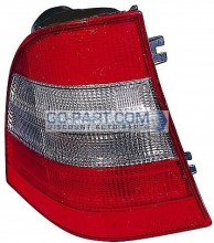 1998-2001 Mercedes Benz ML320 Tail Light Rear Lamp - Left (Driver)