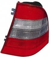 1999 - 2001 Mercedes Benz ML430 Rear Tail Light Assembly Replacement / Lens / Cover - Right (Passenger)