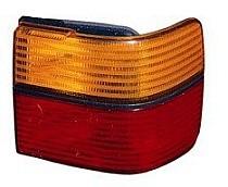 1993 - 1999 Volkswagen Jetta Rear Tail Light Assembly Replacement (GL/GLS + Lens/Housing Assy + Outer Lamp) - Right (Passenger)
