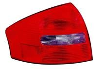 1998 - 2001 Audi A6 Tail Light Rear Lamp - Left (Driver)