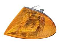 1999 - 2001 BMW 740i Parking + Signal Light Assembly Replacement / Lens Cover - Left (Driver)