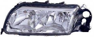 2004-2006 Volvo S80 Headlight Assembly - Left (Driver)