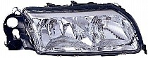 2004 - 2006 Volvo S80 Front Headlight Assembly Replacement Housing / Lens / Cover - Right (Passenger)