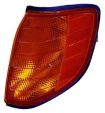 1992 - 1993 Mercedes Benz 300SD Parking + Signal Light Assembly Replacement / Lens Cover - Left (Driver)