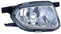 2003 - 2006 Mercedes Benz E500 Fog Light Assembly Replacement Housing / Lens / Cover - Right (Passenger)