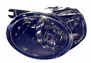 1998-2001 Audi A6 Fog Light Lamp - Left (Driver)