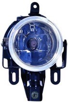 2003 - 2006 Mitsubishi Montero Fog Light Assembly Replacement Housing / Lens / Cover - Left or Right (Driver or Passenger)