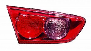 2008-2010 Mitsubishi Lancer Tail Light Rear Lamp - Left (Driver)