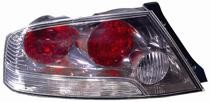 2003 - 2006 Mitsubishi Lancer Rear Tail Light Assembly Replacement / Lens / Cover - Left (Driver)