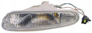 1990-1997 Mazda MX-5 Miata Parking / Signal Light - Left (Driver)