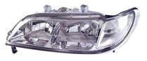 1997 - 1999 Acura 2.2 / 2.3 / 3.0 CL Headlight Assembly - Left (Driver)