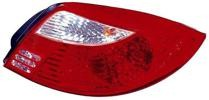 2001 - 2002 Kia Rio Rear Tail Light Assembly Replacement / Lens / Cover - Right (Passenger)