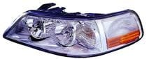 2003 - 2004 Lincoln Town Car Headlight Assembly (HID) - Left (Driver)