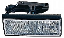 1991 - 1993 Cadillac Deville Headlight Assembly - Left (Driver)