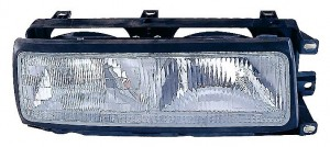 1990-1991 Buick LeSabre Headlight Assembly - Right (Passenger)