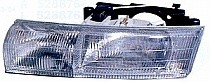 1995 - 1997 Chrysler New Yorker LHS Headlight Assembly (New Yorker) - Left (Driver)