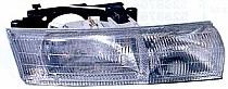 1995 - 1997 Chrysler New Yorker LHS Headlight Assembly (New Yorker) - Right (Passenger)