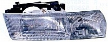 1994 Chrysler New Yorker LHS Headlight Assembly (New Yorker) - Right (Passenger)