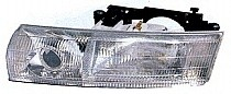 1995 - 1997 Chrysler New Yorker LHS Headlight Assembly (LHS) - Left (Driver)