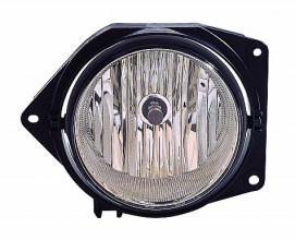 2007-2010 AMG Hummer H3 Fog Light Lamp - Left (Driver)