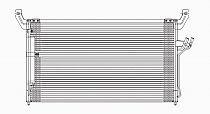 2003 - 2008 Infiniti FX35 A/C (AC) Condenser