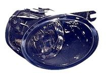 2002 - 2004 Audi A6 Fog Light Assembly Replacement Housing / Lens / Cover - Right (Passenger)