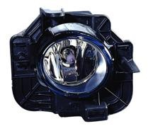 2007 - 2012 Nissan Altima Fog Light Assembly Replacement Housing / Lens / Cover - Right (Passenger)