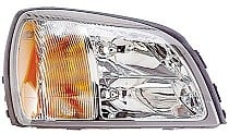 2003 Cadillac Concours Headlight Assembly - Right (Passenger)