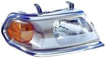 2000 Mitsubishi Montero Sport Headlight Assembly - Right (Passenger)