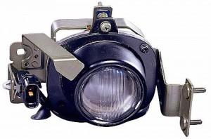 1998-2000 Mitsubishi Montero Fog Light Lamp - Right (Passenger)