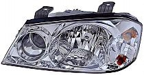 2001-2002 Kia Optima Headlight Assembly - Left (Driver)