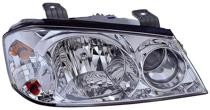 2001 - 2002 Kia Optima Front Headlight Assembly Replacement Housing / Lens / Cover - Right (Passenger)
