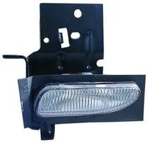 1996 - 1998 Ford Mustang Fog Light Lamp - Left (Driver)