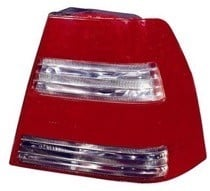 2004 - 2005 Volkswagen Jetta Rear Tail Light Assembly Replacement (Sedan + GLI) - Left (Driver)