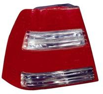 2004 - 2005 Volkswagen Jetta Tail Light Rear Lamp (Sedan + GLI) - Right (Passenger)