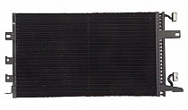 1996 - 2000 Dodge Caravan + Grand Caravan A/C (AC) Condenser (2.4L + 3.0L + 3.3L + 3.8L) [without Aux TOC + without Aux Cond]