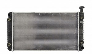1999-2002 Chevrolet (Chevy) Express Radiator (4.3L / 5.7L / With EOC)