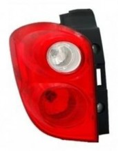 2010-2011 Chevrolet (Chevy) Equinox Tail Light Rear Lamp - Left (Driver)