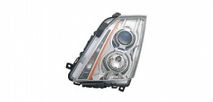 2008-2014 Cadillac CTS Headlight Assembly - Left (Driver)
