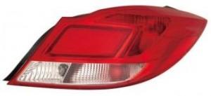 2011-2012 Buick Regal Tail Light Rear Lamp - Right (Passenger)