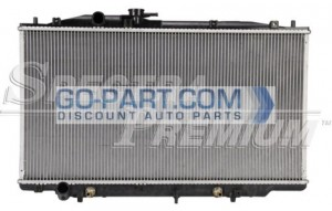 2005-2007 Honda Accord KOYO Radiator A2783